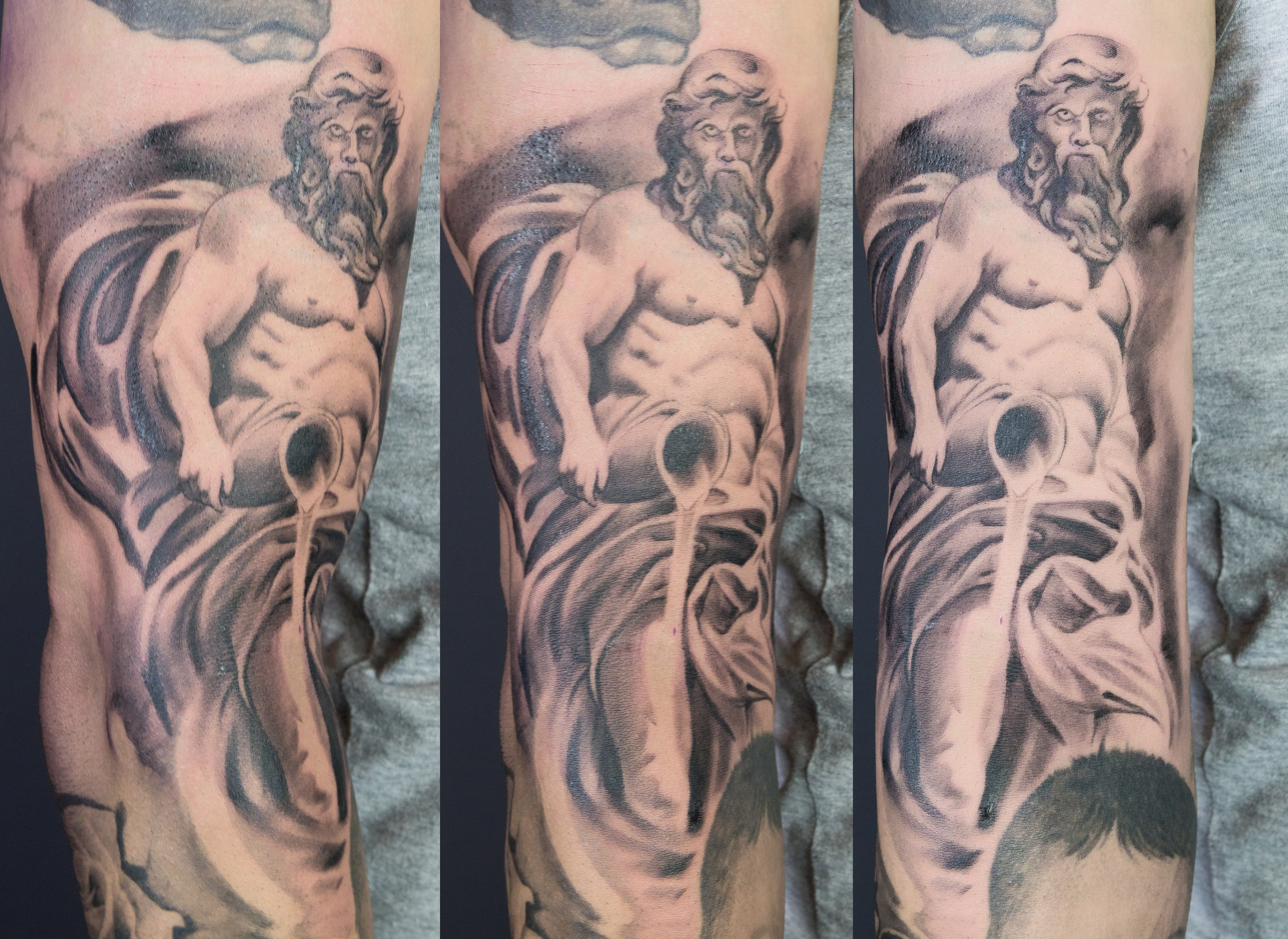 Usuwanie Tatuażu W Underground Tattoo Studio Miejsca