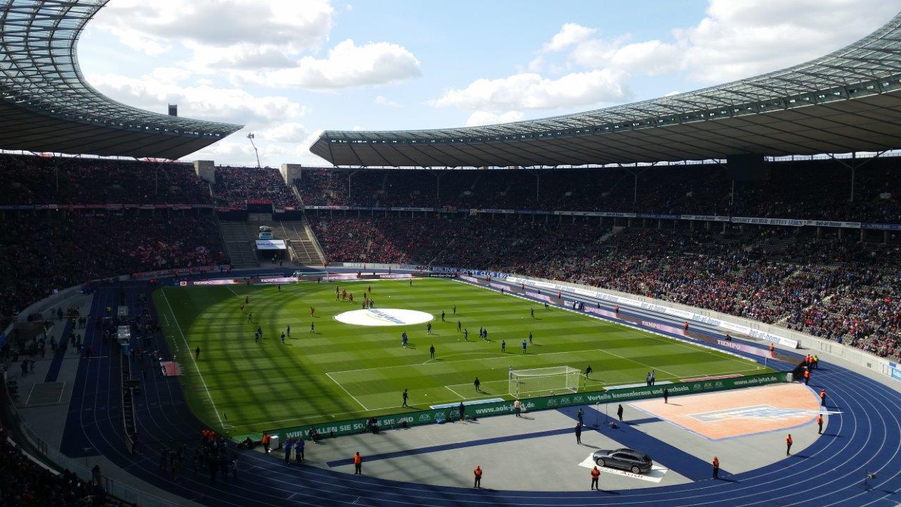 Znalezione obrazy dla zapytania olympiastadion