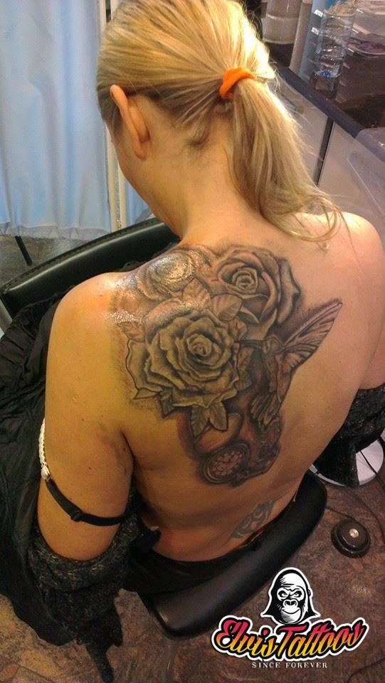 10 Najlepszych Zawodów Tatuażysta Elvis Tattoos 10