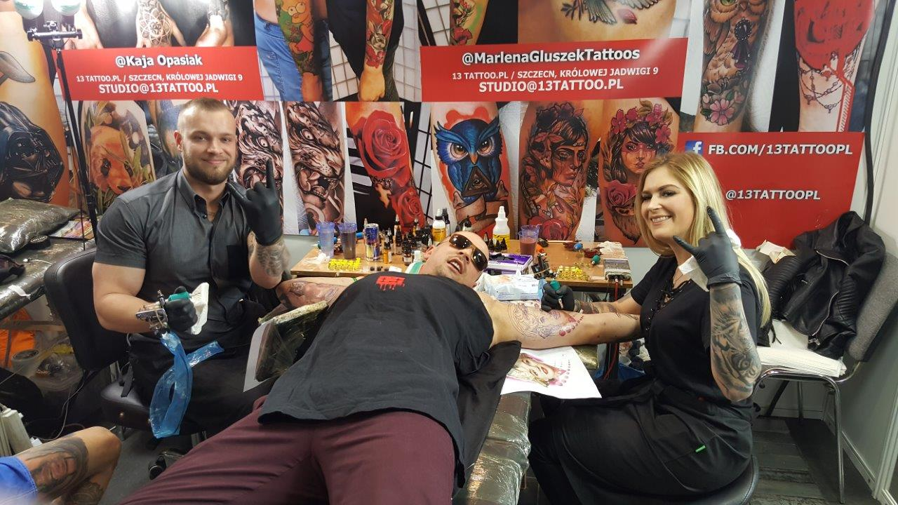 Rybak Tattoo O Swojej Pasji I Marce 13 Tattoo Studio Miejsca
