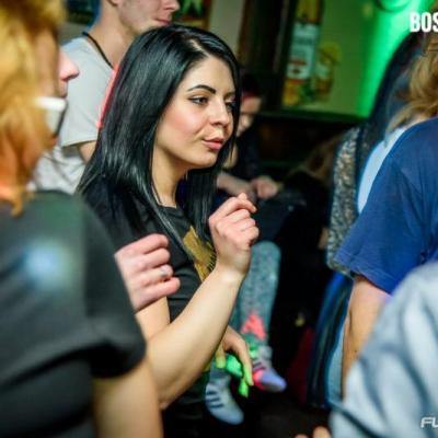 FRIDAY FEVER & AFTERPARTY w Boston Pub (2016-03-11) oraz SATURDAY NIGHT & AFTERPARTY w Boston Pub (2016-03-12)