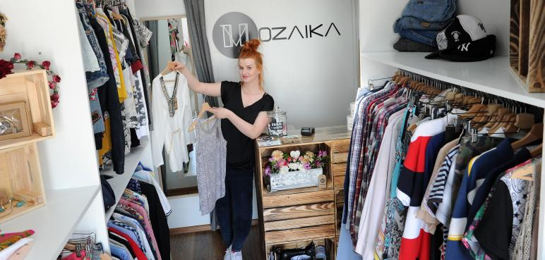 Fashion Person: Mozaika Fashion Truck