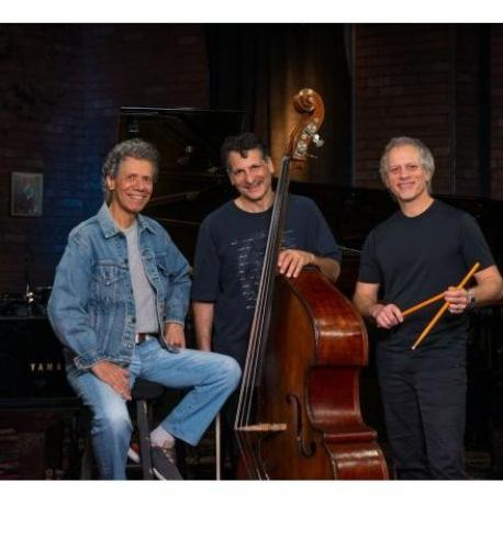 Koncert Chick Corea Akoustic Band