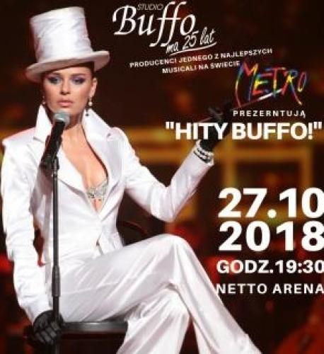 Studio Buffo ma 25 lat - Hity Buffo